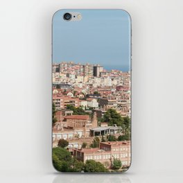 barcelona iPhone Skin