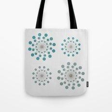 Circles - 9 Tote Bag