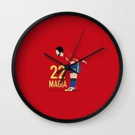 """Isco """"Magia"""" - España Wall Clock"""