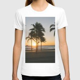 Fort Lauderdale at sunrise T-shirt