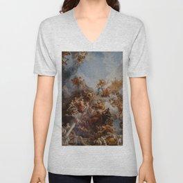 Renaissance Art Unisex V-Neck