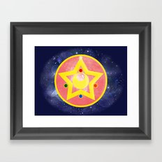 The Brooch of a Sailor Framed Art Print