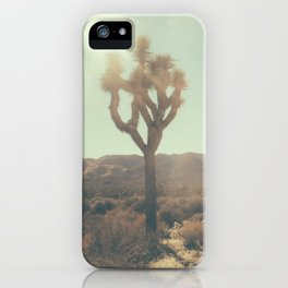 Seeing the world as children iPhone Case
