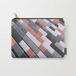 Repeating Tiles Carry-All Pouch