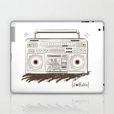 I {❤} RADIO Laptop & iPad Skin