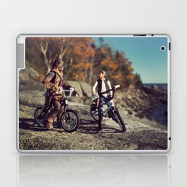 Days Gone By Laptop & iPad Skin