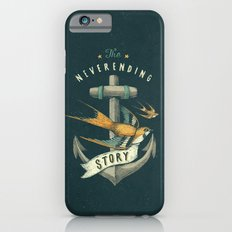 Anchor | Petrol Grey Slim Case iPhone 6s