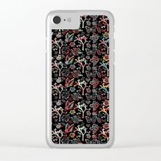 Joshua Tree Heart of the Hi-Desert by CREYES Clear iPhone Case