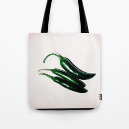 Hot (Peppers) Tote Bag