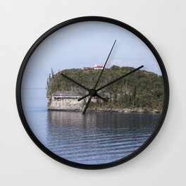 Lifou Loyalty Islands Wall Clock