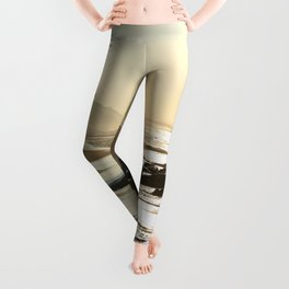 Sunset Beach Walk Leggings
