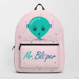 Alien Bubbles Backpack