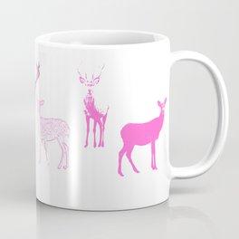oh deer pink II Coffee Mug