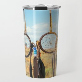 Jew's harp. Monument Valley Travel Mug