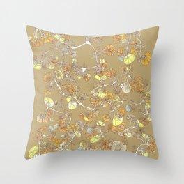 forest001 Throw Pillow