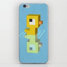 Devious Duckie iPhone Skin
