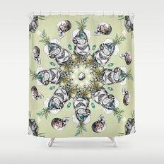 000003 Shower Curtain