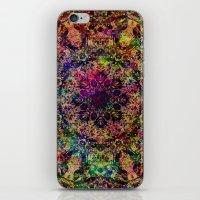 portal iPhone & iPod Skins featuring Portal by Georgiana Paraschiv