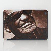 georgia iPad Cases featuring Georgia by JeleataNicole