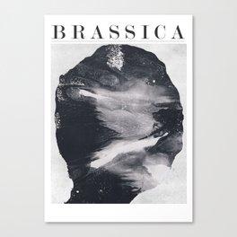 Brassica Canvas Print