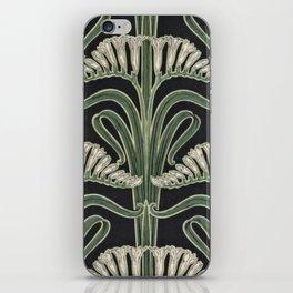Art Nouveau Botanical iPhone Skin