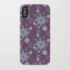 Brooklyn iPhone X Slim Case