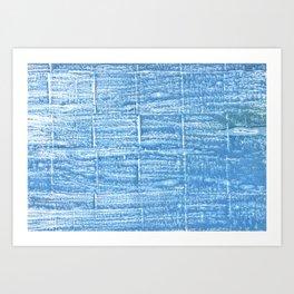 Aero abstract Art Print