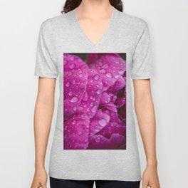 Pretty in Pink Unisex V-Neck