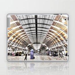 Paddington Railway Station London Laptop & iPad Skin