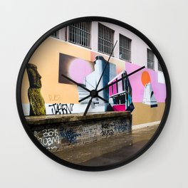 Graffiti - Sydney Wall Clock