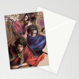 Samurai Champloo Stationery Cards