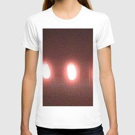 Abstracte Light Art in the Dark 6 T-shirt