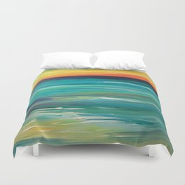 Cancun inspired Duvet Cover