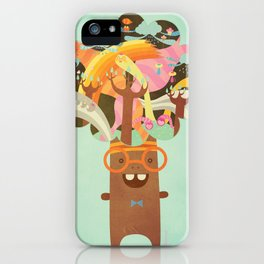Rigoberto iPhone Case