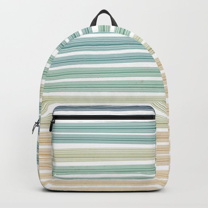 Sand and sea Backpack