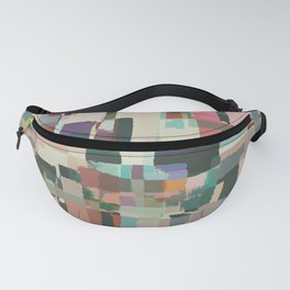 Abstract Painting No. 8 Fanny Pack