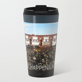 Terminus Metal Travel Mug