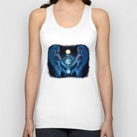 twins Tank Tops featuring Twins by Asilh87