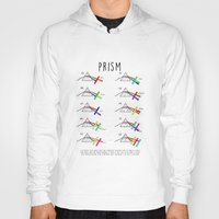 prism Hoodies featuring pRISM by Prutique