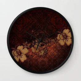 Decorative design Wall Clock