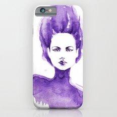 Purple Water Faery iPhone 6s Slim Case