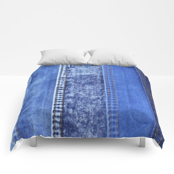 university twin lauren home denim dp kitchen blue ralph comforters amazon com comforter