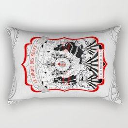 The Night Circus - light Rectangular Pillow