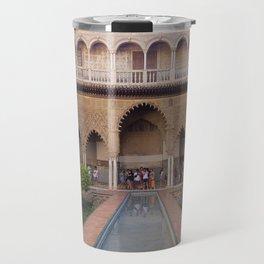 Alcázar of Seville Travel Mug