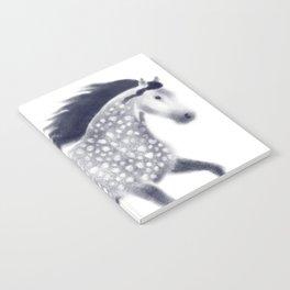 Dapple horse Notebook