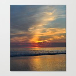 Another Sunset Canvas Print