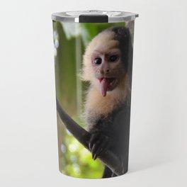 Baby Capuchin Travel Mug