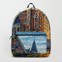 Hamburg Architecture Backpack
