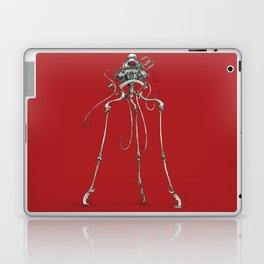 Martian Tripod Queen: Mars Red Laptop & iPad Skin