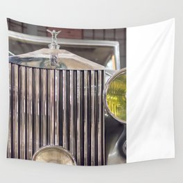 Rolls Royce Wall Tapestry